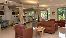 The Infusion Center at Missouri Baptist Medical Center